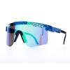 Gafas Pit Viper Leonardo Reflectantes Azul Verde