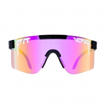 GAFAS THE MUD SLINGER DOUBLE WIDE Lente Reflectante Morada