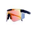 Gafas Pit Viper Mistery Doble Áncho Reflectantes Arco Iris