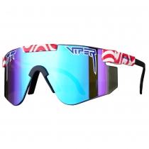 Gafas Pit Viper Ronnie Mac Reflectantes Arco Iris