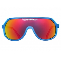 Gafas Pit Viper Slip Stream Reflectantes Z87 y Polycarbonato