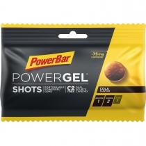 PowerBar PowerGel Shots Cola Cafeína 16u. 60gr