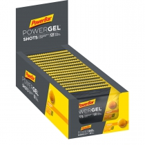 PowerBar PowerGel Shots Orange 16u. 60gr