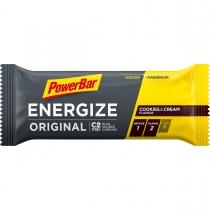 Barrita PowerBar Energize Original Cookies Crema 25 unidades