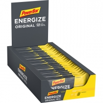 BARRITA POWERBAR ENERGIZE ORIGINAL BANANA PUNCH 25 UNIDADES