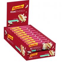 Barrita PowerBar Ride Energy Coco Avellena Caramelo 18 unidades
