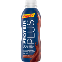POWERBAR BOTELLÍN PROTEINPLUS HIGHPROTEIN CHOCOLATE 12 UNIDADES