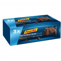 Pack ProteinPlus 30% Choco 9 Cajas x3 bar (27x55g) Comprando este pack te ahorras 2,70€
