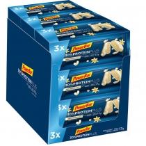 Pack ProteinPlus 30% Van Coco 9 cajas x3 bar (27x55g) Comprando este pack te ahorras 2,70€