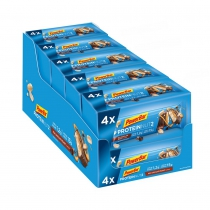 Multipack Barritas PowerBar Protein Nut2 Leche Chocolate Cacahuete 40 unidades