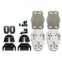 Kit de Alzas + Protector para pedales Speedplay