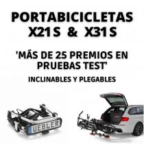 PORTABICICLETAS UEBLER SERIES X