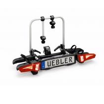 Portabicicletas Plegable Uebler F24 para 2 Bicicletas