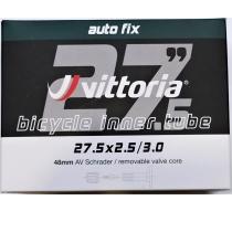 CÁMARA MTB VITTORIA AUTO FIX 27.5X2.5/3.0 AV SCHRADER RVC 48MM