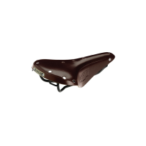 Sillin Brooks B17 Classic para bicicleta color Marron