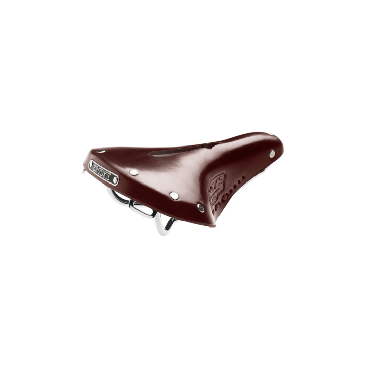 Sillin Brooks B17 S Imperial para Bicicleta Color Marron