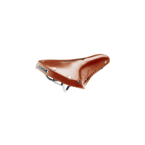 Sillin Brooks B17 Imperial para Bicicleta Color Miel
