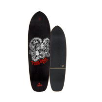 "33,75"" Deck Yago Dora With Grip Tape"