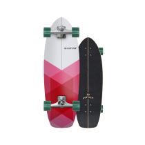 "SurfSkate Carver 30.25"" Firefly con Ejes CX Raw"