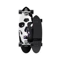 "SurfSkate Carver 31"" Oracle con Ejes C7 Raw"