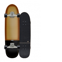 "SurfSkate Carver 32.25"" Bel Air Street Con Ejes C5 Raw"