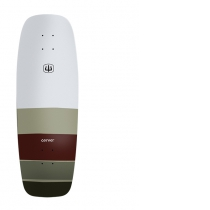 """27,5"""" Deck Mini Simms With Grip Tape"""
