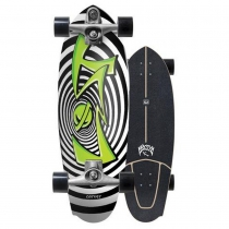 "SurfSkate Lost Carver 30.5"" Maysym Con Ejes C7 Raw"