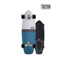 "SurfSkate Triton 31""Blue Horizon Con Ejes CX 6.0"
