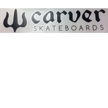 SURFBOARD STICKERS CARVER 2015