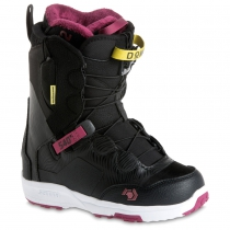 DOMINO SL Botas Woman Negro