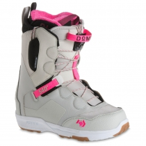 DOMINO SL Botas Woman Blanco