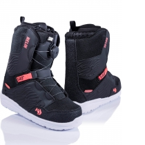 HELIX SPIN Botas Woman Negro