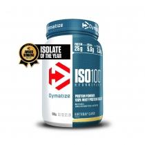 Proteína de suero de leche ISO100 BIRTHDAY CAKE 1 bote*900gr DYMATIZE