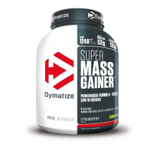 SUPER MASS GAINER STRAWBERRY 1 bote*2943gr