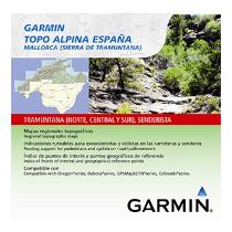TOPO ALPINA MALLORCA GARMIN