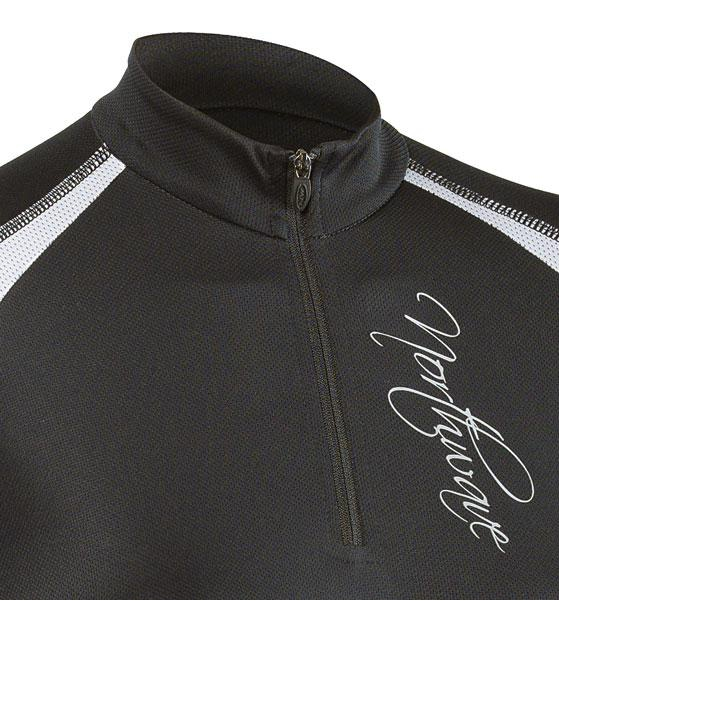 Maill m/l CRYSTAL Negro Mujer