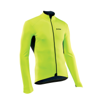 Chaqueta m/l GHOST H2O Water Repellent Amarillo Fluo