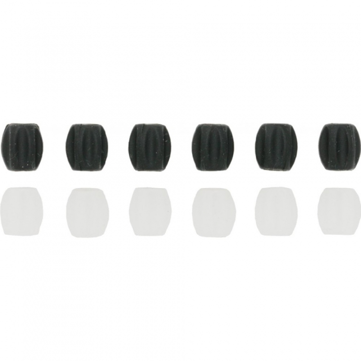 Mini protector cuadro Negro ( 6 pcs )
