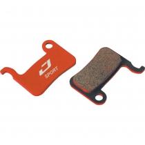 Pastillas de freno de bicicleta para Shimano Semi Metálica ® XTR M975, M966, M965 JAGWIRE