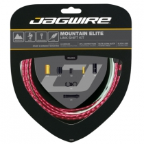 Kit de sellado Elite cambio de bicicleta MTB SRAM/Shimano - Rojo JAGWIRE