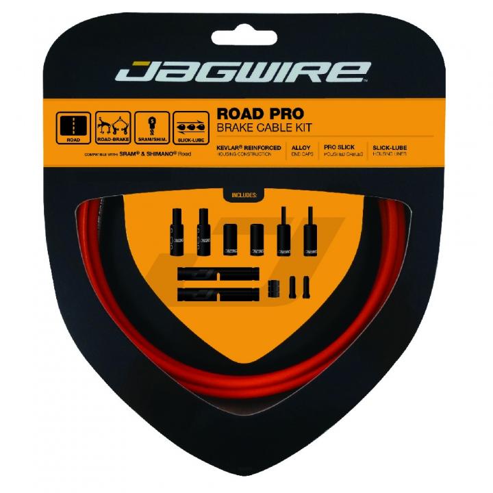 Kit pro freno SRAM/Shimano Naranja (Carretera)