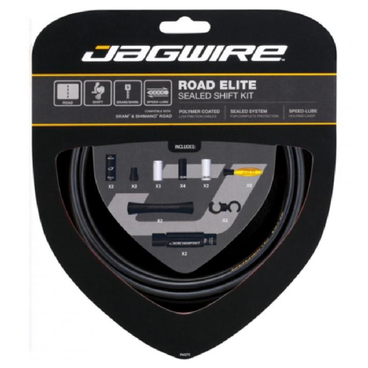 Kit sellado Elite cambio carretera SRAM/Shimano Negro