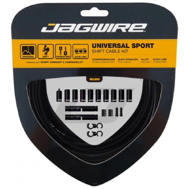 Kit Sport cambio Universal SRAM/Shimano Campagnolo - Negro