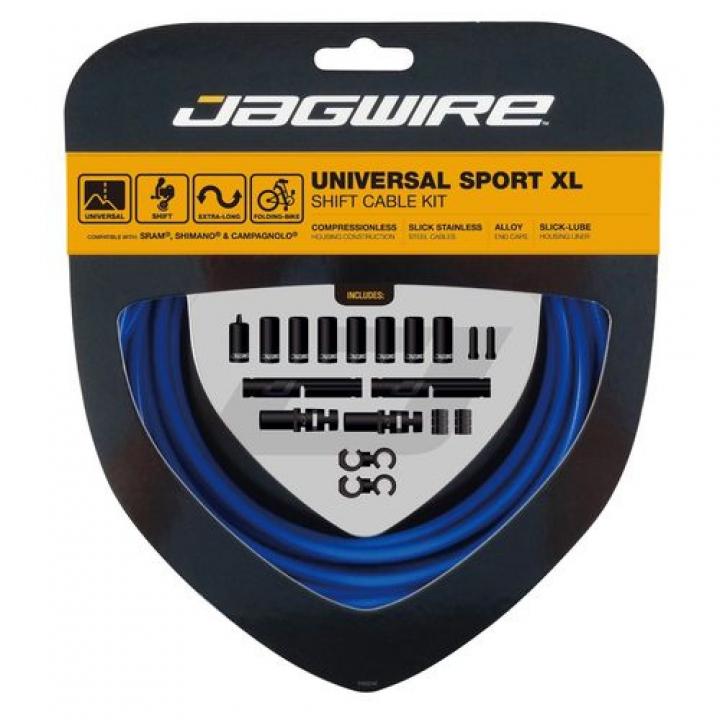 Kit Sport XL cambio azul SRAM/Shimano Campagnolo ROAD/MTB