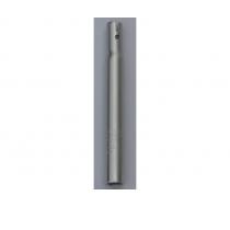 Tija de sillín para JUMPER (larga 22,5 cms) - SILVER