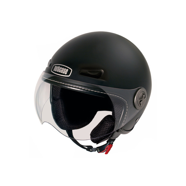 Casco Pepper (Mate), Moto de NUTCASE.