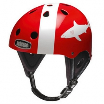 Casco Shark Attack, Water de NUTCASE.