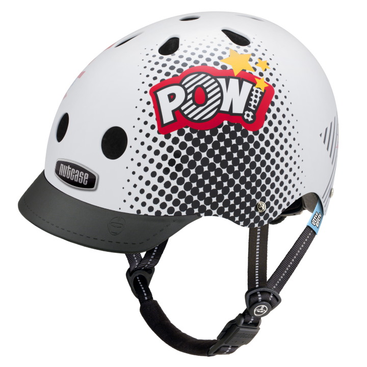 Casco Kapow, Junior de NUTCASE.