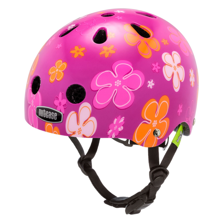 Casco Petal Power, Baby Nuty de NUTCASE.