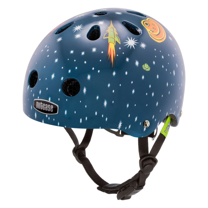 Casco Outer Space, Baby Nuty de NUTCASE.